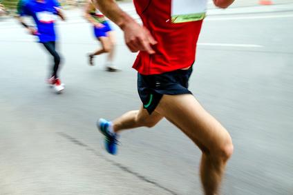 40代男性ランナー