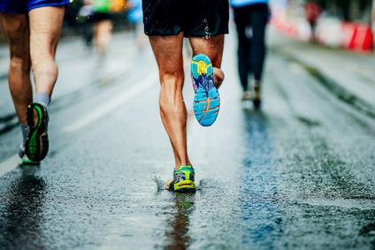 50代男性ランナー