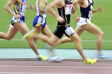 30代男性ランナー